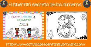El laberinto secreto de los números