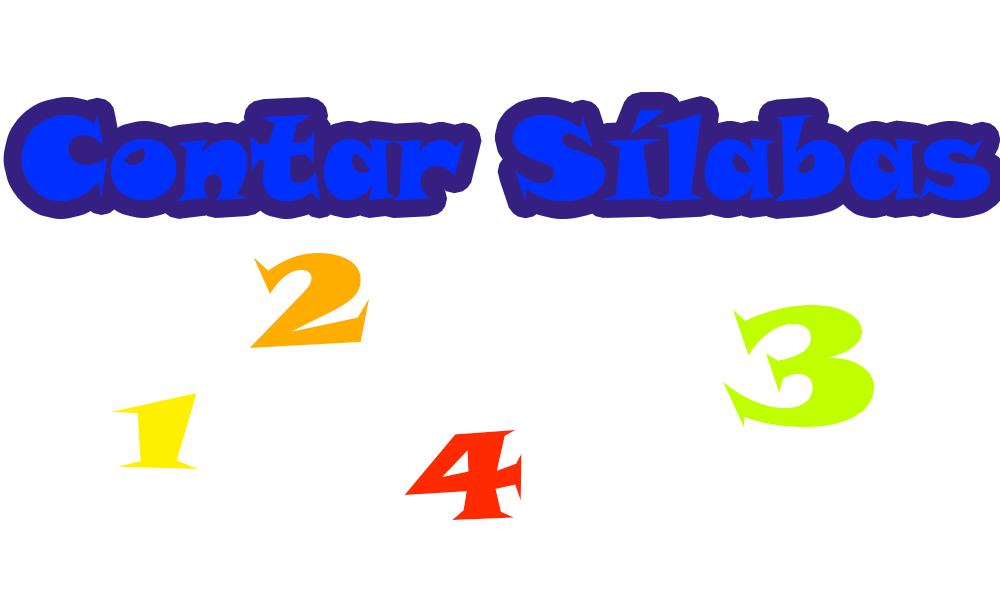 juego de lenguaje-Las Silabas 2