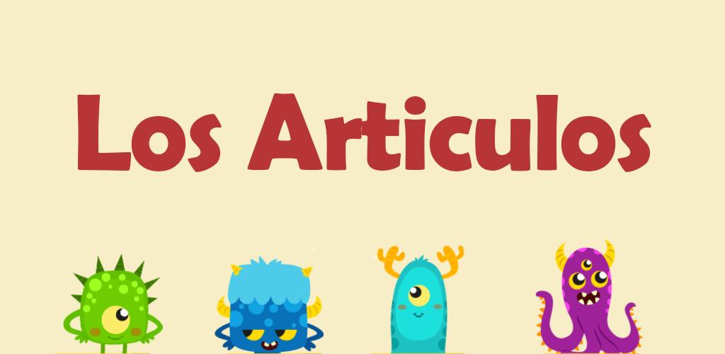 juego de lenguaje-Los Articulos