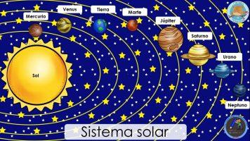 Actividad Sistema Solar
