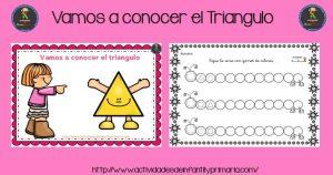 Trabajamos los Triángulos