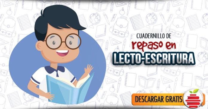 Cuadernillo Lecto-escritura